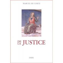 De la justice - Marcel De Corte