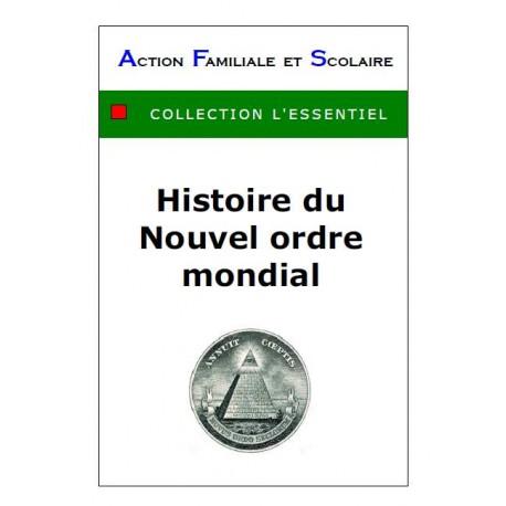 Histoire Nouvel Ordre Mondial - Pierre Hillard