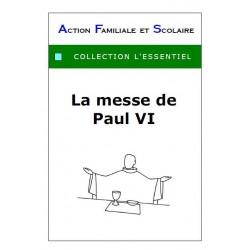 La messe de Paul VI - Arnaud de Lassus