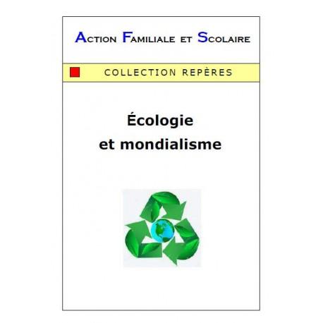 Ecologi et mondialisme - Michel Berger, Michel Desclos Le Peley
