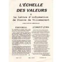 L'échelle des valeurs - n°198 - mai 2019