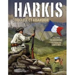 BD - Harkis - Philippe Glogowski, Patrice Gmeline
