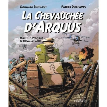 La chevauchée d'Aquus Tome 1 -  Guillaume Berteloot, Patrick Deschamps