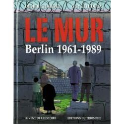 Le mur - Didier Chardez, Guy Lehideux