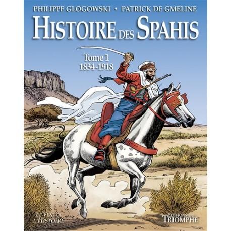 Histoire des Saphis - Tome 1 - Philippe Glogowski, Patrick de Gmeline