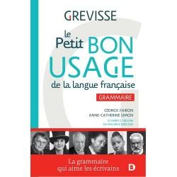 Le petit bon usage de la langue française - Cédrick Fairon, Anne-Catherine Simon