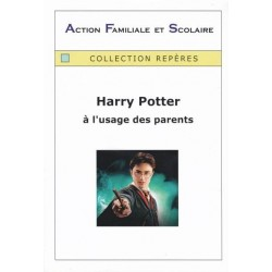 Harry  Potter à l'usage des parents -