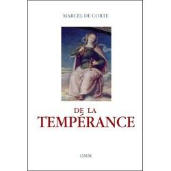 De la tempérance - Marcel de Corte