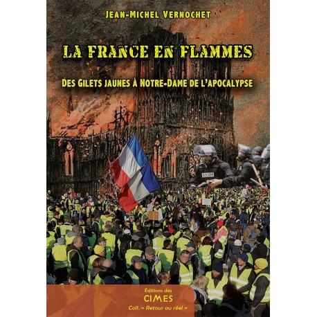 La France en flammes - Jean-Michel Vernochet
