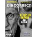 L'Incorrect n°23 - Septembre 2019
