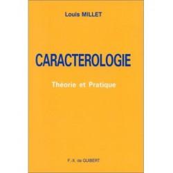 Caractérologie - Louis Millet