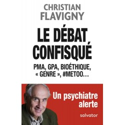 Le débat confisqué - Christian Flavigny