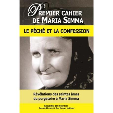 Premier cahier de Maria Simma