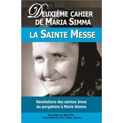 Deuxième cahier de Maria Simma
