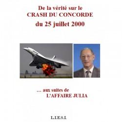 La vérité sur le crash du Concorde du 25 juillet 2000