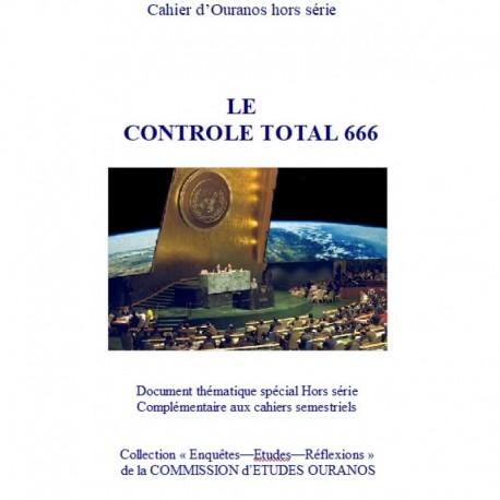 Le contrôle total 666 - Serge Monast