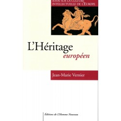 Lhéritage européen - Jean-Marie Vernier