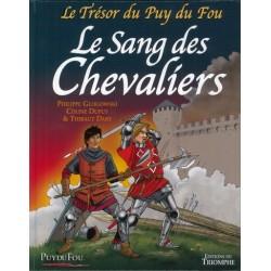Le sang des chevaliers - P. Glogowski, C. Dupuis, Thibaut Dary