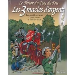 Le3 macles d'argent - P. Glogowski, C. Dupuy, T. Dary