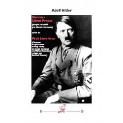 Derniers propos suivis du Petit livre brun - Adolf Hitler