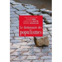 Dictionnaire des populismes - collectif