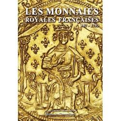 Les monnaies royales françaises 787 - 1793 - Arnaud Clairand, Michel Prieur