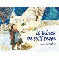 Le Trésor de Petit Pierre - Martine Bazin, Joëlle d'Abadie