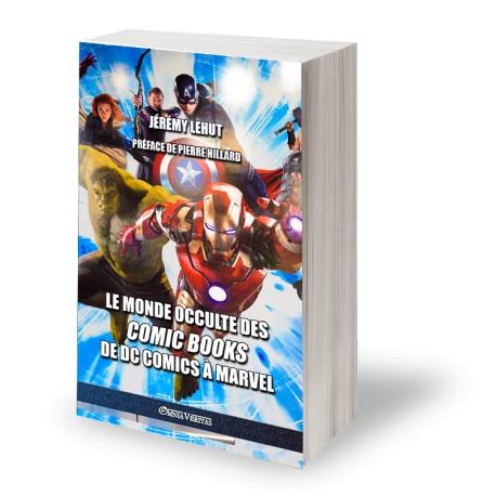 Londe occulte des comic books - Jérémy Lehut
