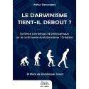 Le darwinisme tient-il debout ?  - Arthur Demongeot