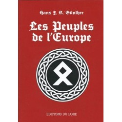 Les peuples de l'Europe - Hans Günther