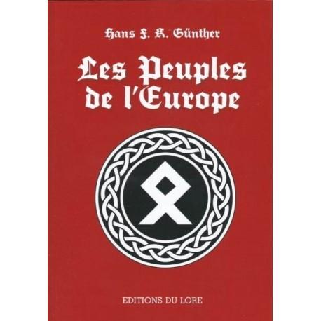 Les peuples de l'Europe - Hans Günther