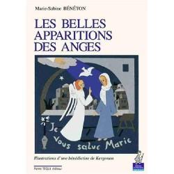 Les belles apparitions des anges - Marie-Sabine Bénéton
