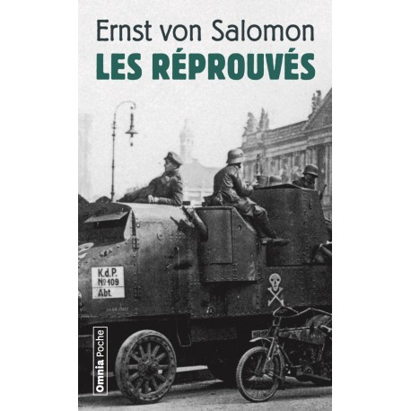 Les réprouvés - Ernst von Salomon (poche)