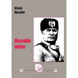 Mussolini intime - Vittorio Mussolini