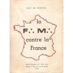La F.M. contre la France - Léon de Poncins