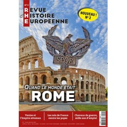Revue d'histoire européenne n°2