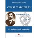 Charles Maurras - Jean-Baptiste Geffroy