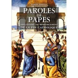 Paroles de papes - Adrien Abauzit