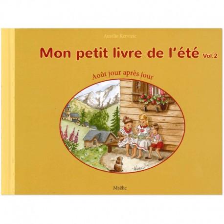 Mn petit livre de l'été  volume 2 - Aurélie Kervizic