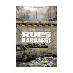 Rues barbares : survivre en ville -  Piero San Giorgio, Vol West