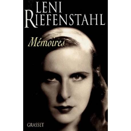 Mémoires - Leni Riefenstahl