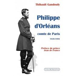 Philippe d'Orléans, comte de Paris 1838-1894 - Thibault Gandouly