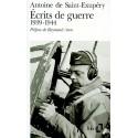 Ecrits de guerre. 1939-1944 - Antoine de Saint-Exupéry (Poche)