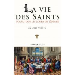 La vie des saints - Abbé Pradier