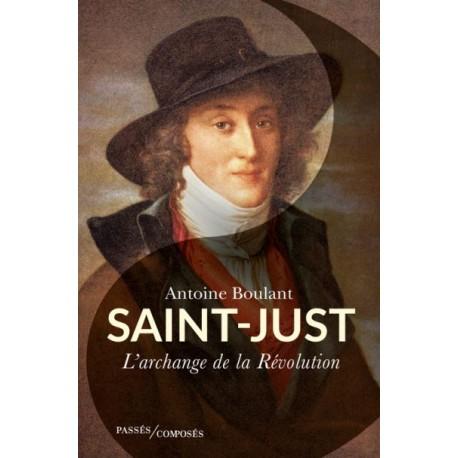 Saint-Just - Antoine Boulant