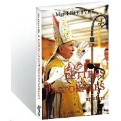 Lettres pastorales et écrits - Mgr Lefebvre