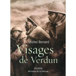 Visages de Verdun - Michel Bernard
