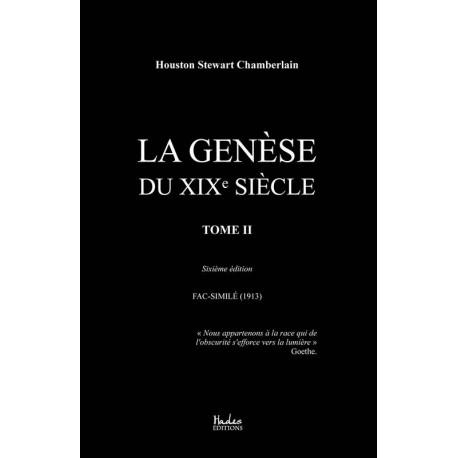 La genèse du XIXe siècle Tome 2 -