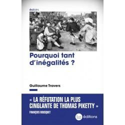 Pourquoi tant d'inégalités ? - Guillaume Travers