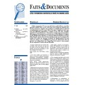 Faits & documents n°483